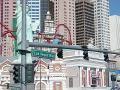 Las Vegas Boulevard - Tropicana Avenue