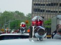 NYPD Beacon Ray lights and Federal Pulsator sirens