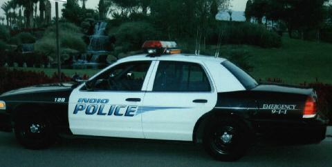 CA - Indio Police