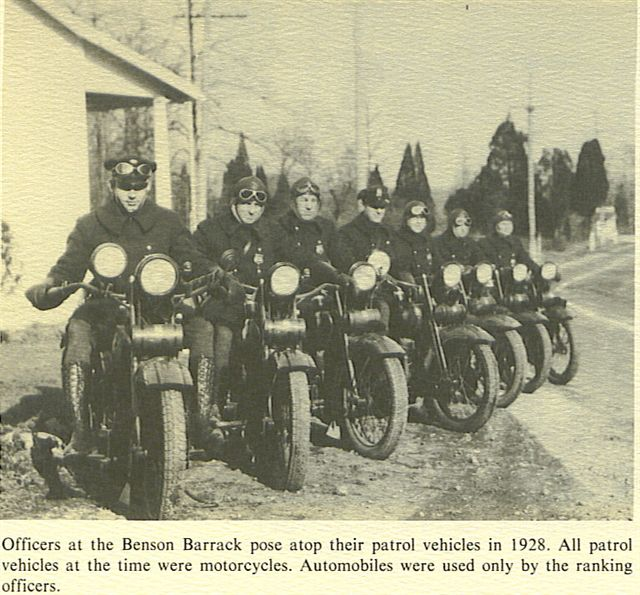 MD - Maryland State Police 1928