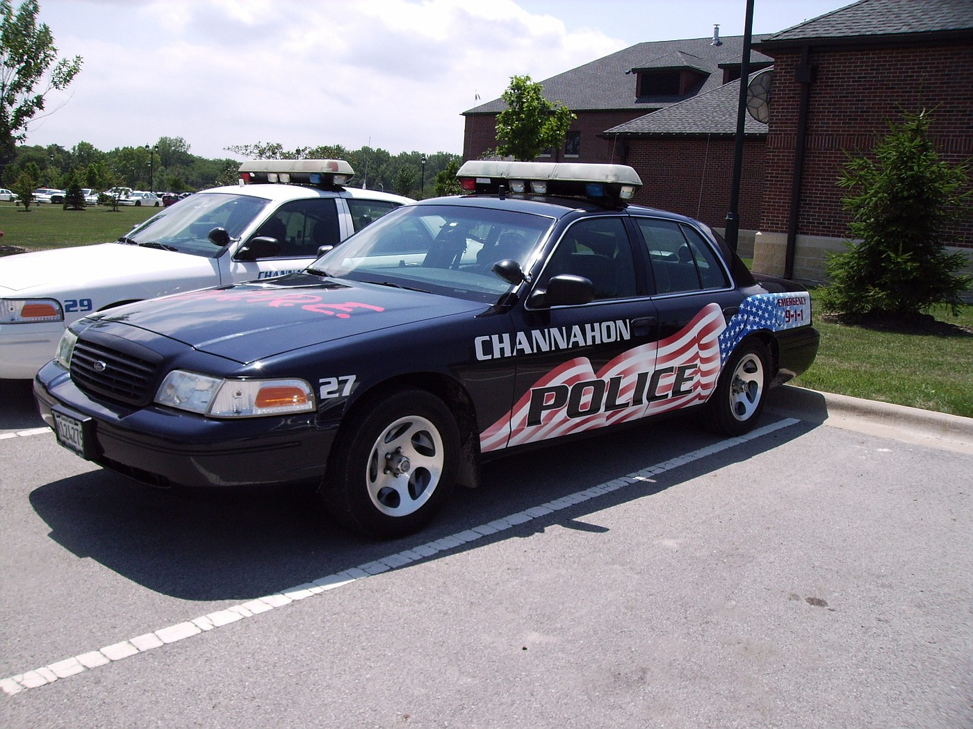 IL - Channahon Police