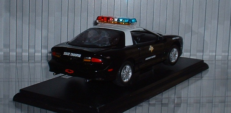 Texas HP Camaro