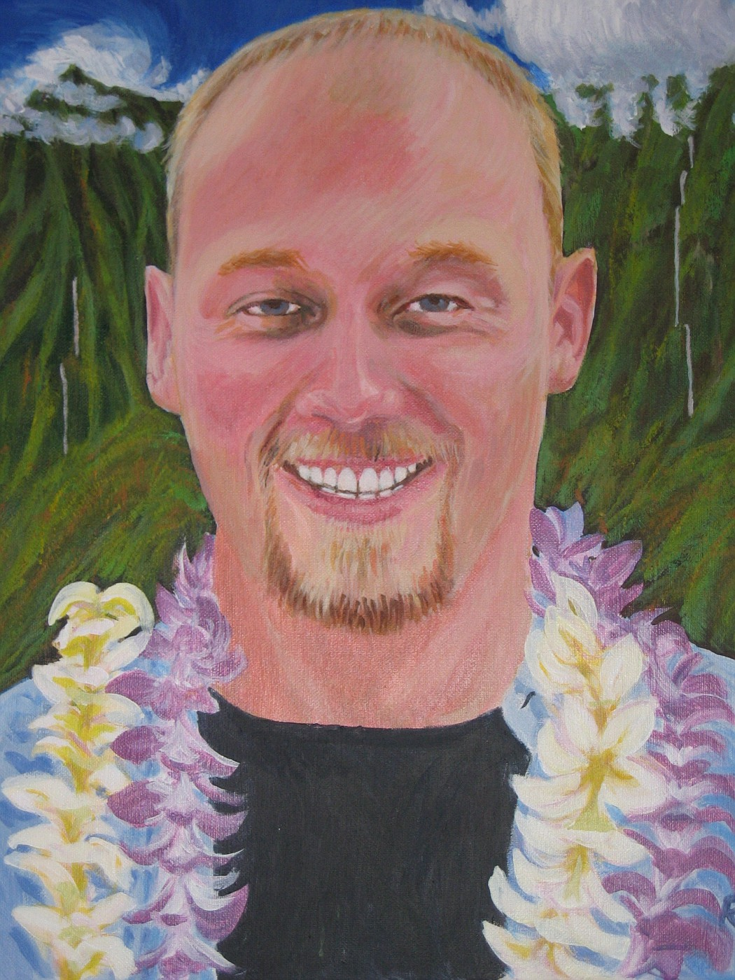 Bob King - Portrait of Ben