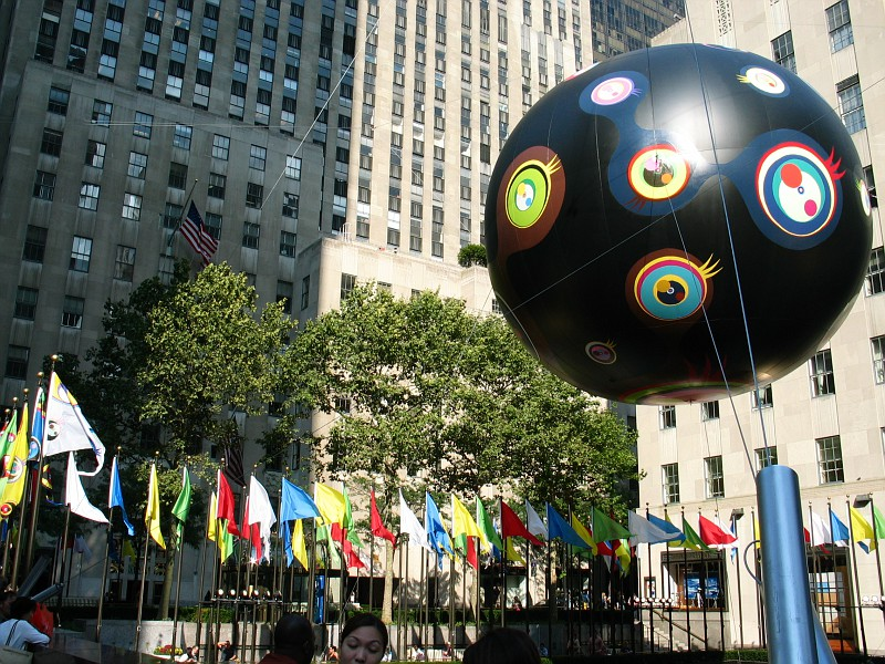 Rockafeller Center Sept 2003