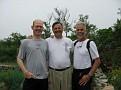 Peter, Ken and me...