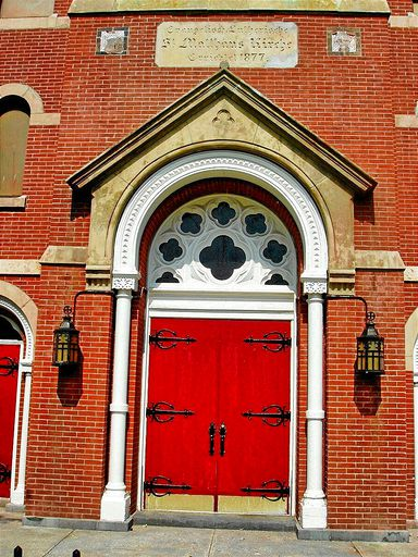 SAINT MATTHEW'S CHURCH 02