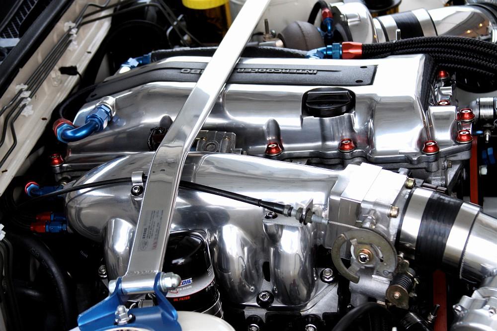 IL FS Complete S15 SR 6 Spd Full Race 3076R PowerFC