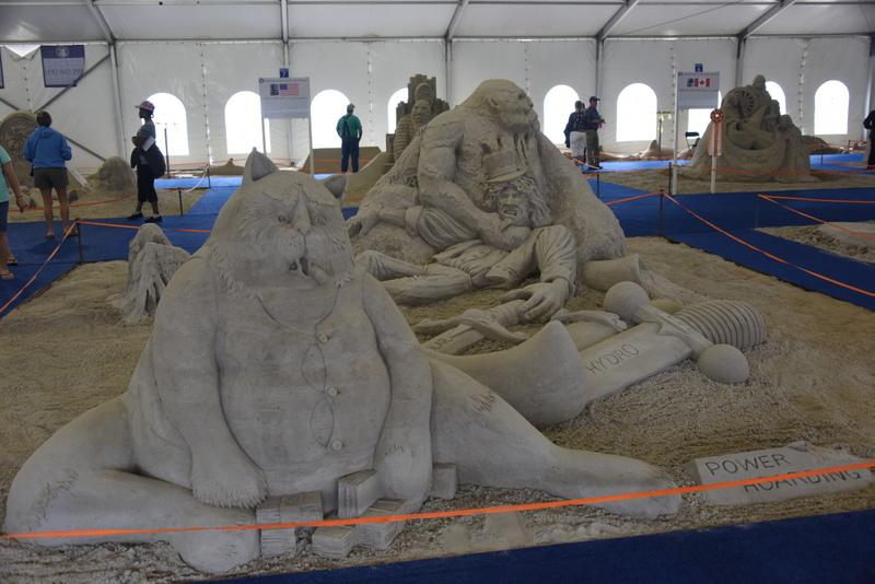 Sand Sculptures 2015 126