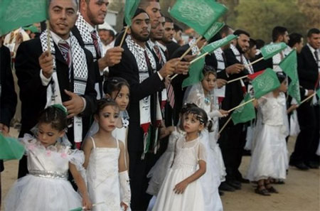 Palestinian Child brides
