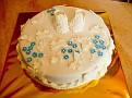 krikstynu tortas. uzsakymo svoris nuo 2kg