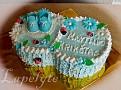 krikstynu tortas,uzsakomas svoris nuo 2,5- 2,8kg (priklauso nu pacio torto)