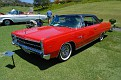 1967 PLymouth Sport Fury convertible owned by Steve Snyder