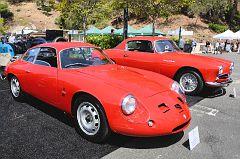 1961 Alfa Romeo Sprint Zagato Coda Tronca coupe DSC 1759