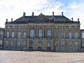 Copenhagen - Amaliienborg Royal Palace3