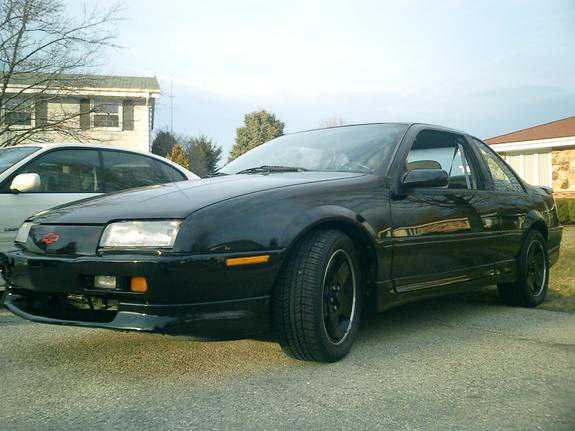 1992 Chevrolet Beretta GTZ