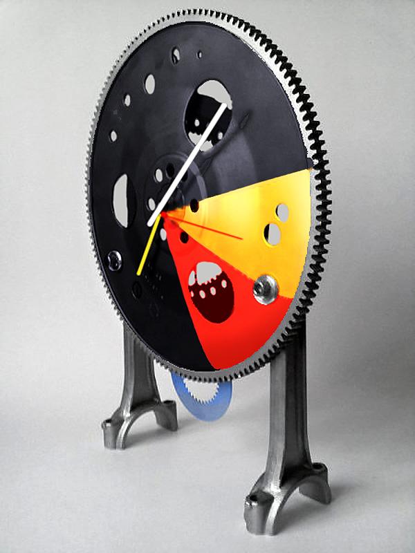 tach-clock