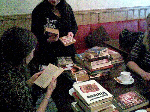 BookCrossing-treff, februar 2007