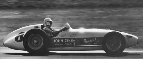 1956 Watson Roadster 1 Built 8 John Zink Special