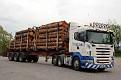 SF05 LSC   Scania R 580 6x2 unit