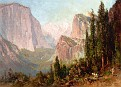 Scene of Yosemite: Bridalveil Fall [undated]