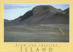 Iceland - Highlands Plateau Desert