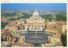 Vatican City - St Peter (World's Bigget Church)
