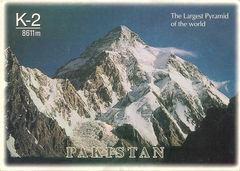 Pakistan - K2 (World's Most Dangerous Mountain)