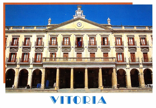 PALACIO DEL AYUNTAMIENTO DE VITORIA