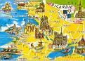 00- Map of PICARDIE