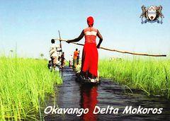 Bostwana - Okavango Delta Mokoros NT