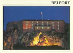 90 - BELFORT TERRITORIE - Belfort