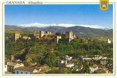 18 - GRANADA - La Alhambra
