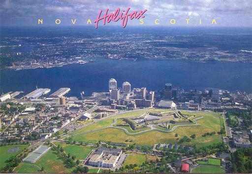 Canada - HALIFAX CITADEL