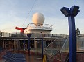Early morning Lido Deck
