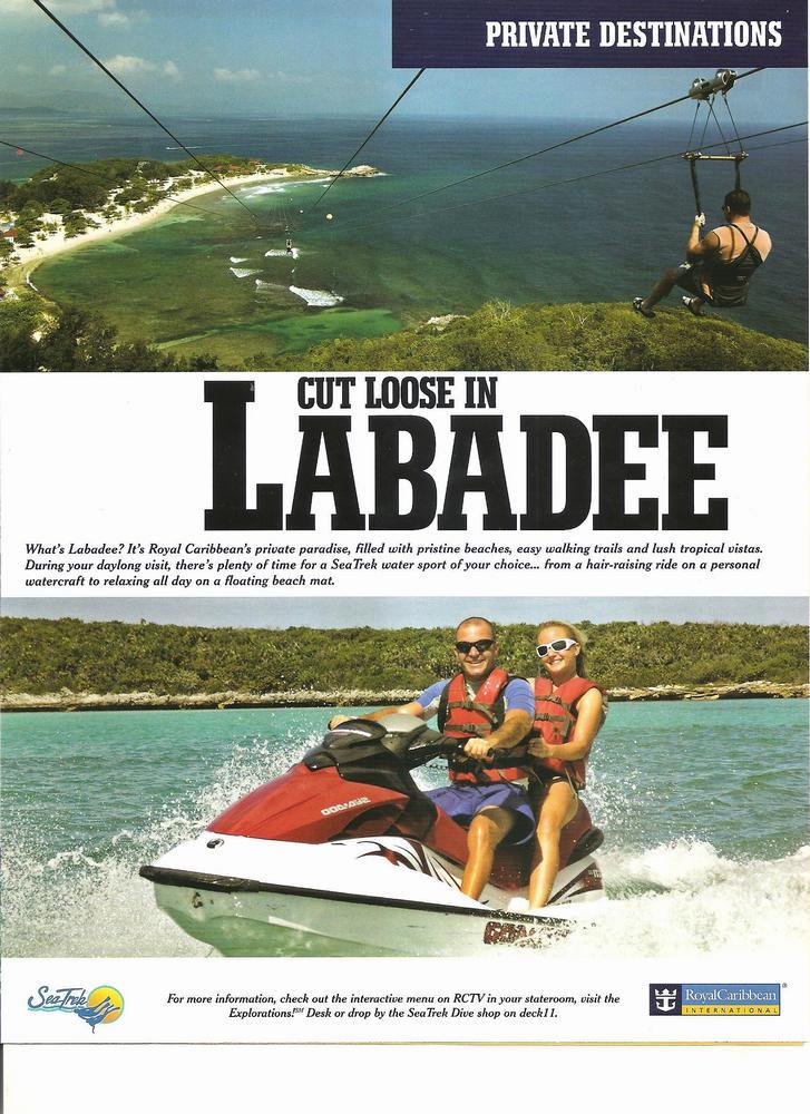 Labadee Page 1