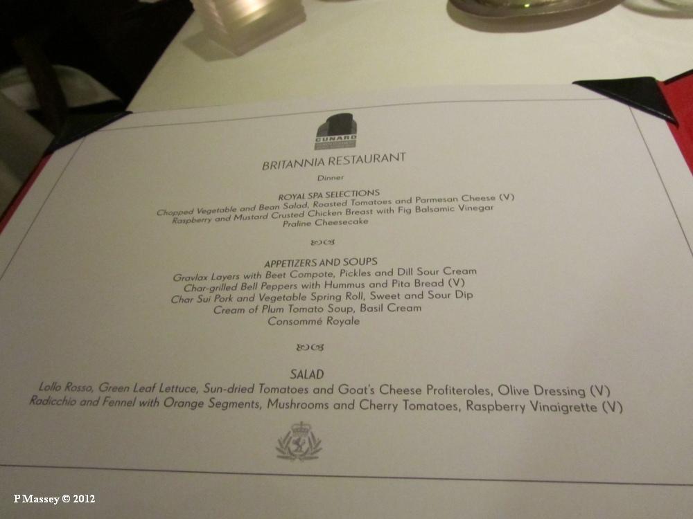 Britannia Restaurant Dinner 14 Jan 20120114 002