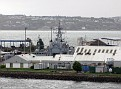 Irish Naval Base at Haulbowline
