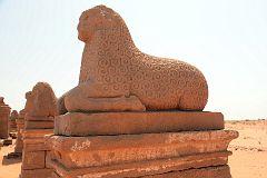 Baran - zwierze poświęcone Amonowi