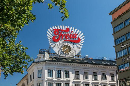 Freia clock