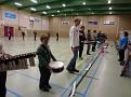 2012-04-14 studieweekend   show repetitie in sporthal Oosterwolde (12)