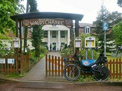Kontrolle 2 - Waldschänke in Hohenwarte