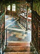 Treppe im Junkerhaus