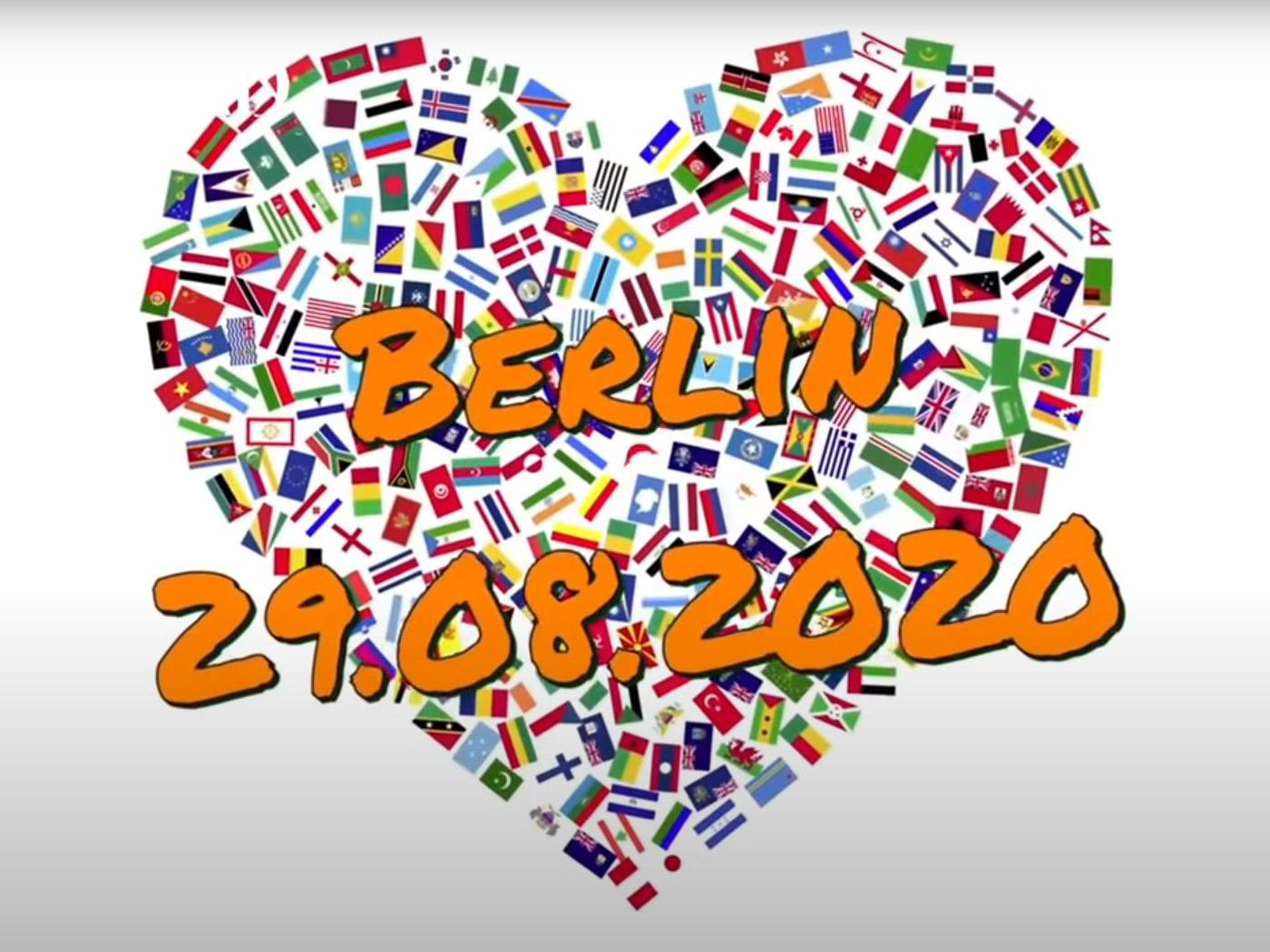 Berlin invites Europe 29.08.2020