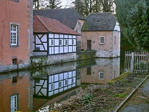 Schlossgraben Haus Merlsheim