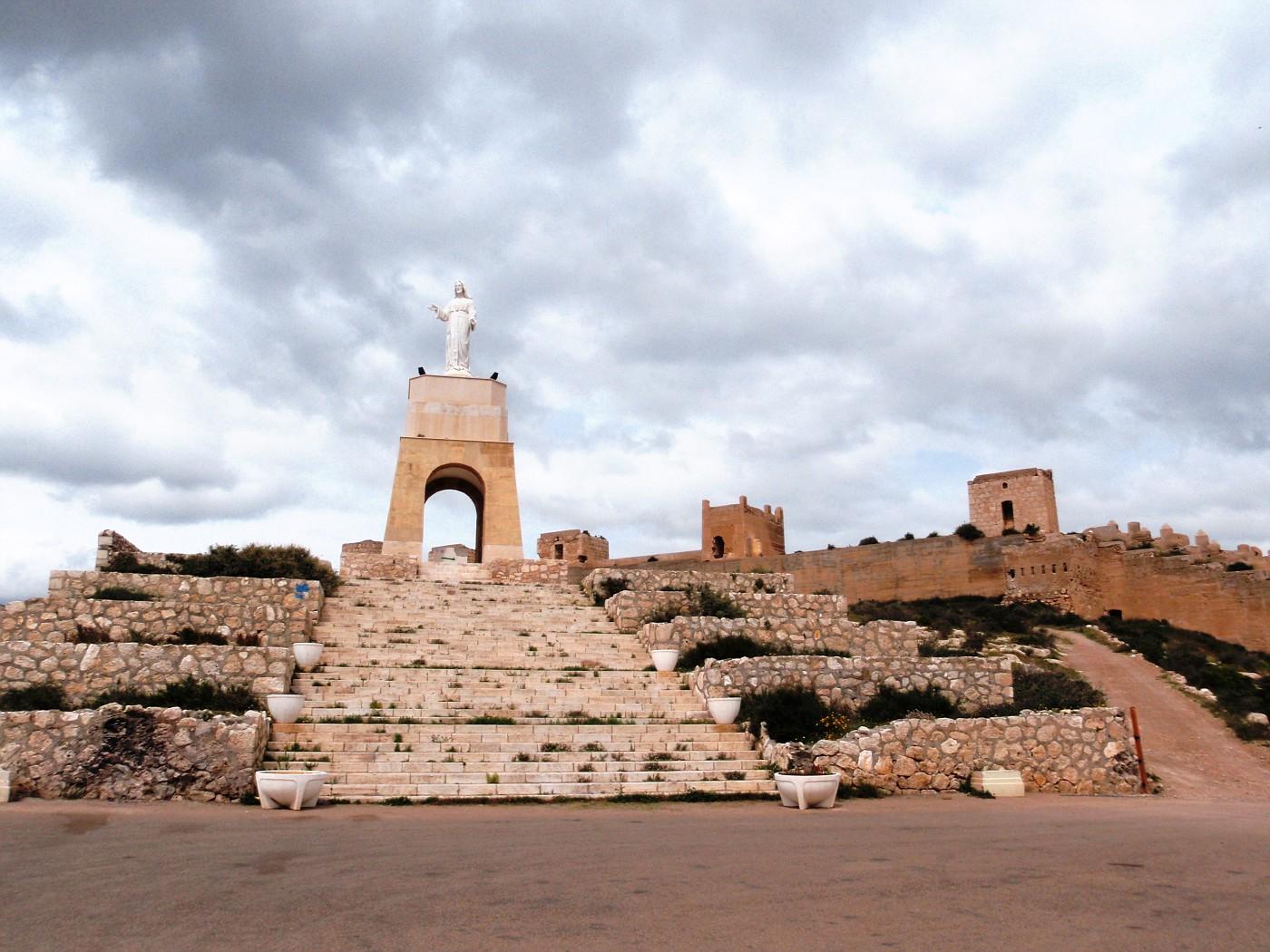 Estatua de San Cristóbal