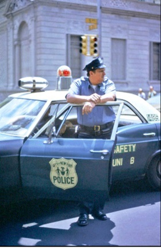 NY- NYPD 1966 Chevy Biscayne