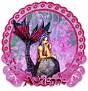 Adrienne Floral-Maid Lavender