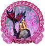 Angelique Floral-Maid Lavender