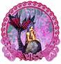 Arlene Floral-Maid Lavender