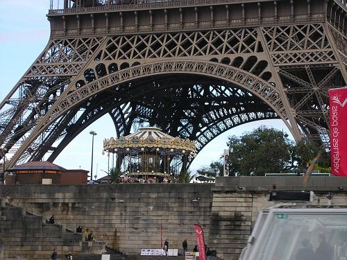Along the Seine